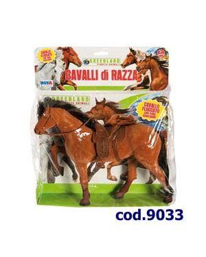 Cavalli di razza   busta greenland 9033_500626