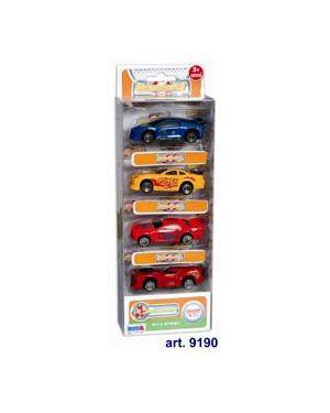 Macchinine motorcast collector   4 veicoli 9190_500627