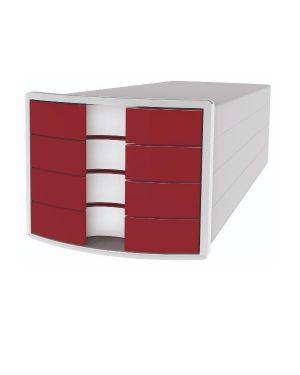Casset. implus 4 cass. grigio - rosso Han 1012-17 4012473101739 1012-17