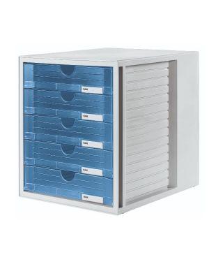 Casset. systembox 5 cassetti trasl Han 1450-64 4012473145061 1450-64