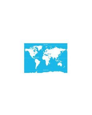 Mappa in vetro 80x55 cm arke' GB16400_75851