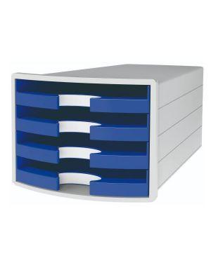 Casset. implus 4 cass. aperti blu Han 1013-14 4012473101821 1013-14