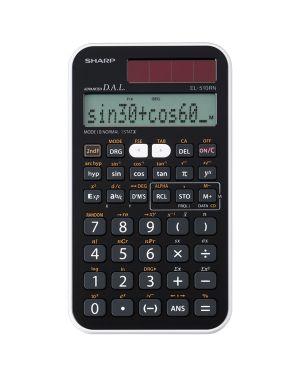 Calcolatrice scientifica el510rnb 160 funzioni EL510RNB 4974019783772 EL510RNB_SHAEL510RNB by Sharp