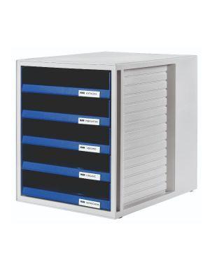 Casset. schrank-set 5 cass. aperti Han 1401-13 4012473140165 1401-13