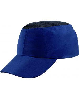 Caschetto anti-urto blu tipo baseball coltan COLTABL 3295249103071 COLTABL_76210 by Deltaplus