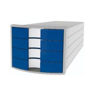 Casset. implus 4 cass. grigio - blu Han 1012-14 4012473101722 1012-14