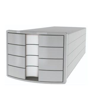 Cassettiera implus 4 cassetti grigi Han 1012-11 4012473101708 1012-11