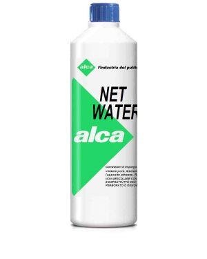 Detergente acido net water flacone 1lt alca ALC539 8032937572765 ALC539_76421