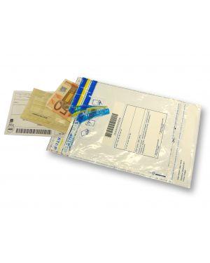 50 buste sicurezza 160x225mm in ldpe riciclabile 70 mic 3705 8014035034475 3705_77243