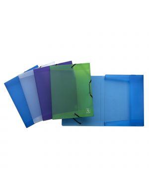 Cartella progetti c/elastico 24x32x2,5cm mix 4 colori 2ndlife favorit CONFEZIONE DA 4 400067714_77443