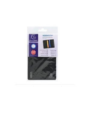 Portacard astuccio doppio hidentity Exacompta 5402E 3130630054023 5402E_77465