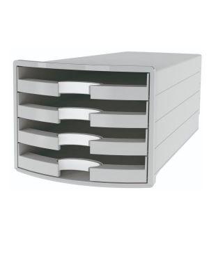 Casset. implus 4 cass. aperti grigi Han 1013-11 4012473101807 1013-11