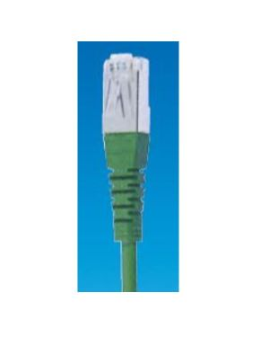 Patch cord 10mt verde Cis C6U10V  C6U10V