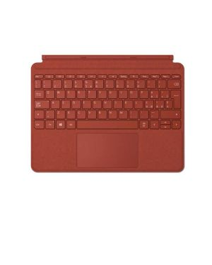 Surface go type cover poppy red Microsoft KCT-00070 889842582277 KCT-00070
