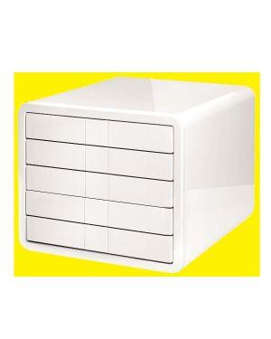 Cassettiera i-box 5 cassetti bianc Han 1551-12 4012473155107 1551-12
