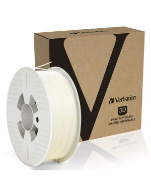 Filament 3d tpe 1.75mm black 500gr Verbatim 55952 23942559528 55952