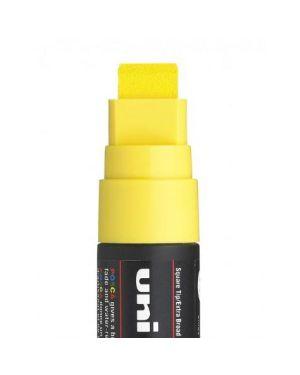 Marcatore uni posca pc17k p.scalpello 15mm giallo uni mitsubishi M PC17K G 4902778364178 M PC17K G_77236