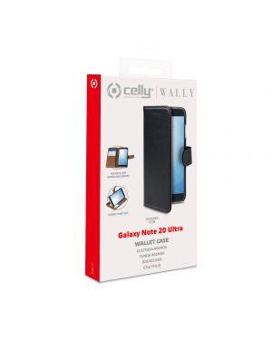 Wally case galaxy note 20 ultra bk Celly WALLY923 8021735760504 WALLY923