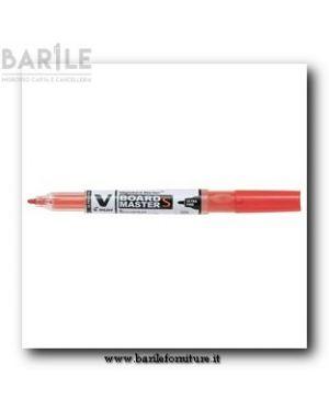 Marcatore ricar. Rosso begreen pilot whiteboard v board master s ultra fine Confezione da 10 pezzi 040377_77299 by Pilot