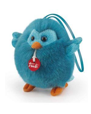 Trudi charm uccellino blu xxs Trudi TUD55000 8006529290962 TUD55000 by No