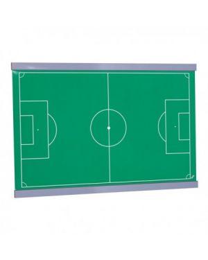 Lavagna magnetica scrivibile 90x60cm campo da calcio green line GR557_77099