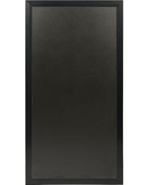 Lavagna multiboard nera 60x115cm cornice nero securit SBM-BL-115 8717624242946 SBM-BL-115_77159