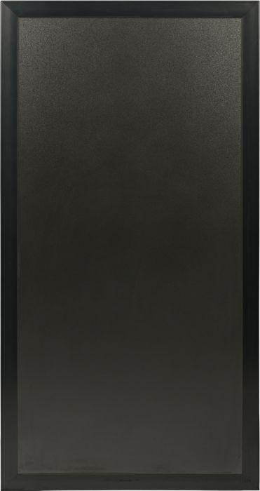 Lavagna multiboard nera 60x115cm cornice nero securit SBM-BL-115 8717624242946 SBM-BL-115_77159 by Securit