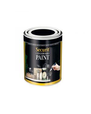 Pittura lavagna nero 2500ml (30mq) securit PNT-BL-LA_77381