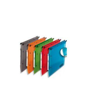 Cartella sospesa armadio 33/v in ppl traslucido colori ass. Confezione da 10 pezzi 100330599_64487