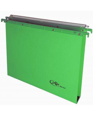 Cartella sospesa cassetto 39 - u-3cm verde joker bertesi 400/395 Link 3-A6 77399 A 400/395 Link 3-A6_77399