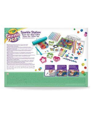 Glitter dots sparkle station set Crayola 04-1085 71662310851 04-1085