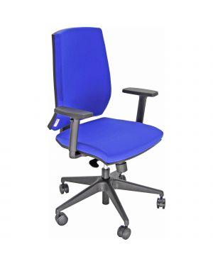 Sedia operativa exat blu c - bracc EXAT-B 8050043744166 EXAT-B_76659