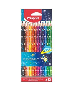 pastelli cosmic colori ass Maped 862242 3154148622420 862242