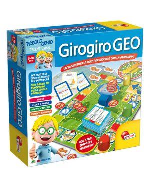 I'm a genius il gioco della geografia lisciani 48908 8008324048908 48908_77827 by Lisciani