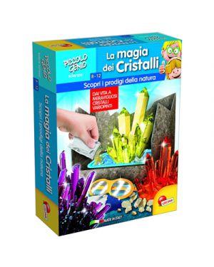 Gioco scientifico la magia dei cristalli LISCIANI cod. 53728 8008324053728 53728_77833 by Lisciani