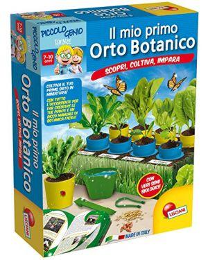 Piccolo genio il mio primo orto botanico lisciani 48991_77839