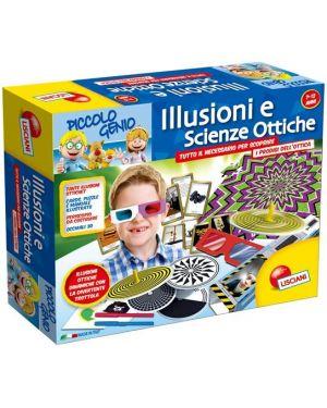Piccolo genio illusioni e scienze ottiche lisciani 46355_77842