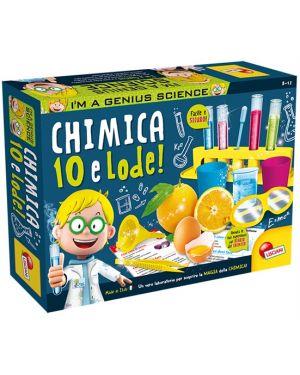 I'm a genius Chimica 10 e Lode Lisciani cod. 51748_77845 51748_77845