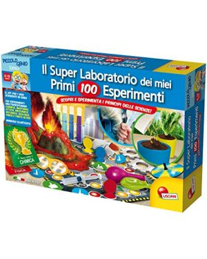 Piccolo genio i miei primi 100 esperimenti 51755_77846