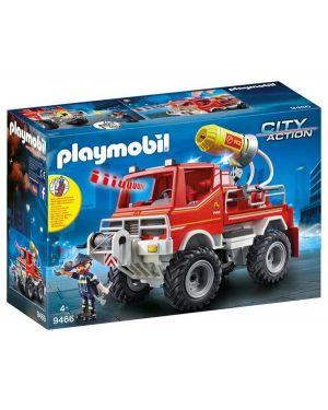 Camion spara acqua vigili fuoco PlayMobil 9466 4008789094667 9466