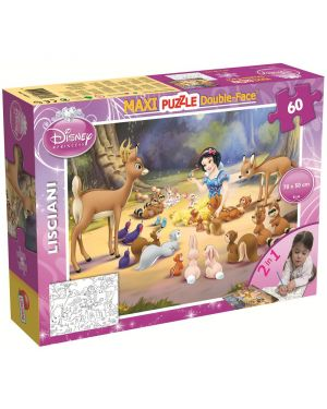 Puzzle df supermaxi 60 snow white lisciani 46577_77871 by Lisciani