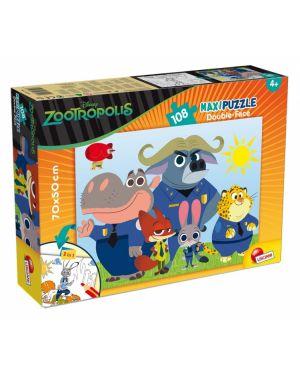 Puzzle df supermaxi 108 zootropolis lisciani 53506_77876 by Lisciani