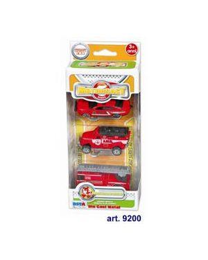 Macchinine motorcast collector   3 mezzi da lavoro 9200_500632
