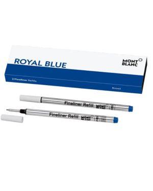 refill royal blue (blu)-b Mont Blanc 124500 4017941963871 124500
