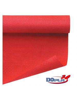 Tovaglia in rotolo 1,20x7mt rosso in carta dopla 9003 8008650471142 9003_77904