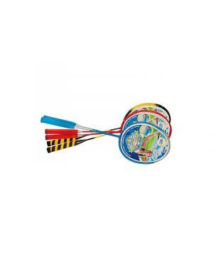 Set 2 racchette badminton con 2 volani ronchi supertoys 9056_77907