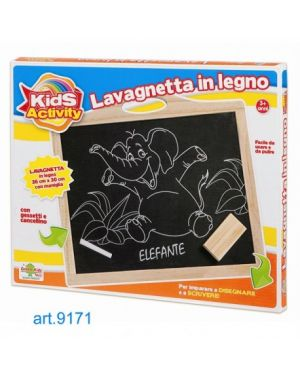 Lavagnetta in legno 26x30 cm ronchi supertoys 9171_77909