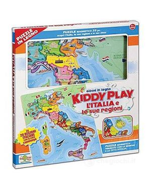 Puzzle magnet. Italia/regioni 9172_77910