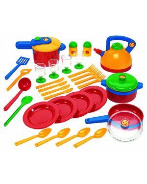 Set pentole in plastica 30 pz KLEIN 9194 4009847091949 9194_77911 by Ronchi Supertoys
