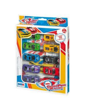 Play set die cast 10 auto sport 9453_77927
